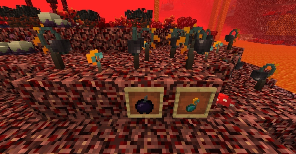 Better Nether mod for minecraft 28