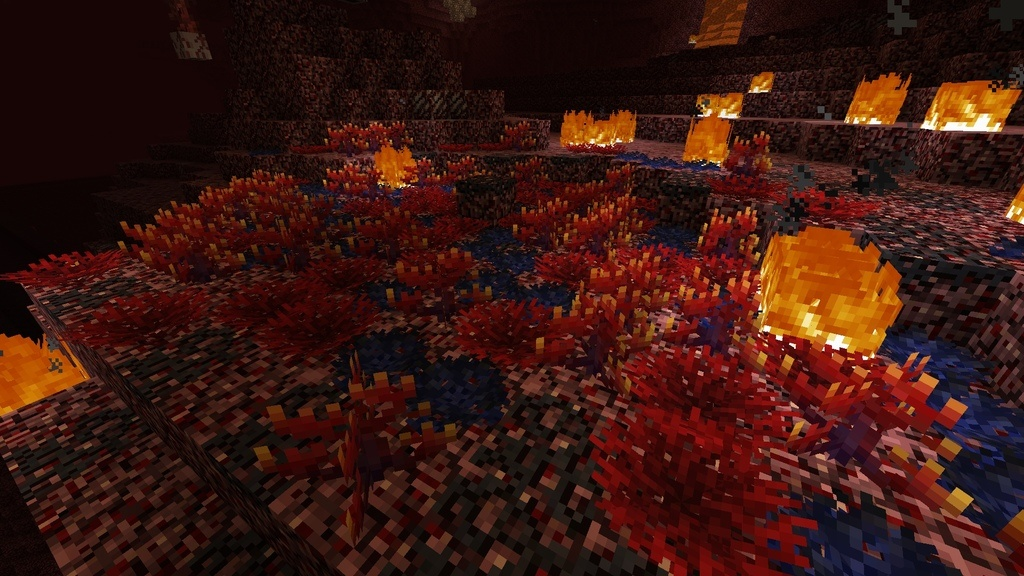 Better Nether mod for minecraft 30
