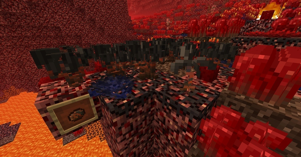 Better Nether mod for minecraft 33