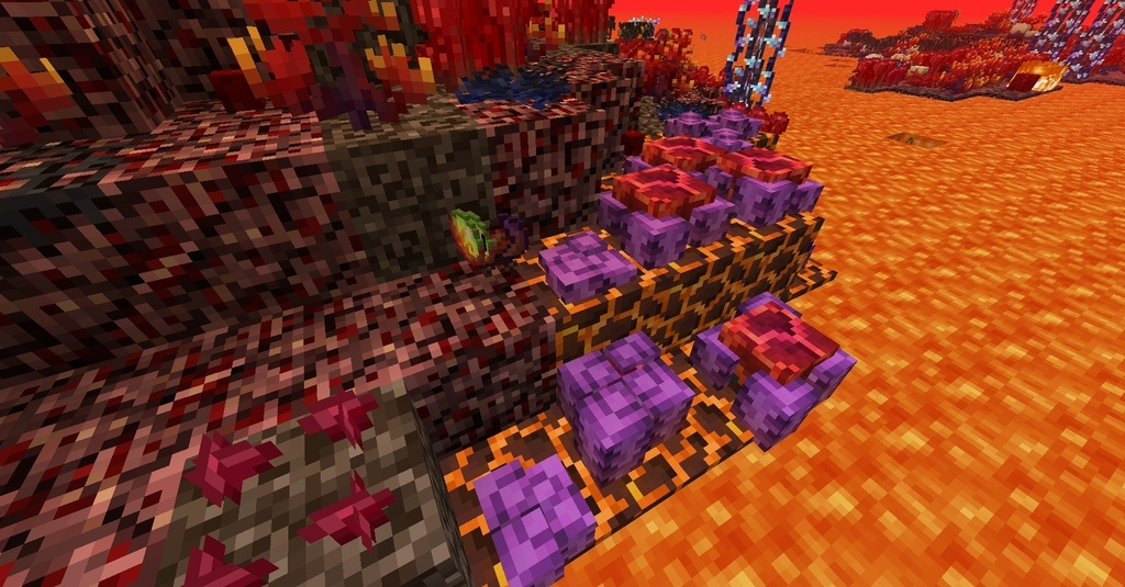 Better Nether mod for minecraft 34