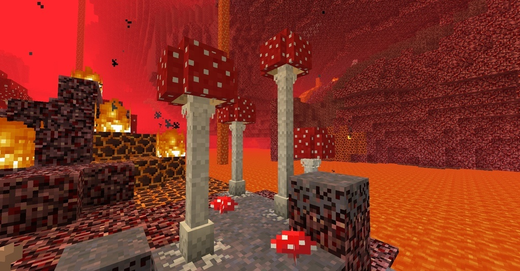Better Nether mod for minecraft 35