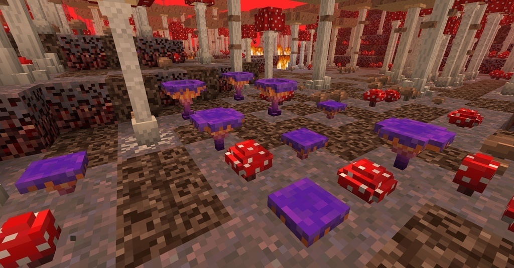 Better Nether mod for minecraft 37