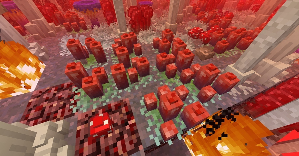 Better Nether mod for minecraft 38