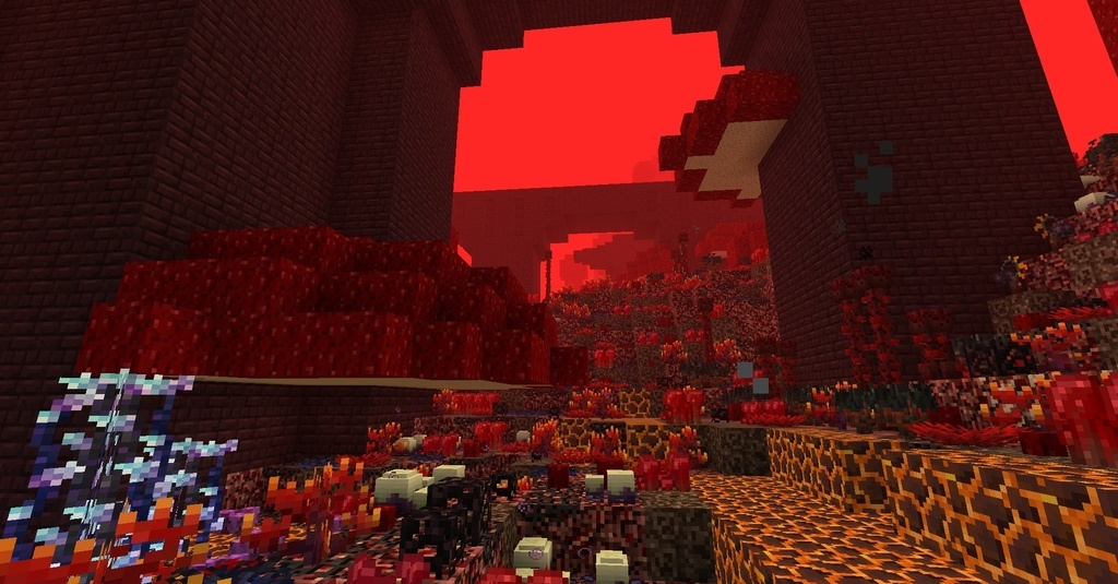 Better Nether mod for minecraft 40