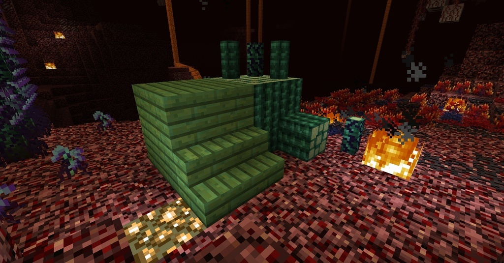 Better Nether mod for minecraft 41