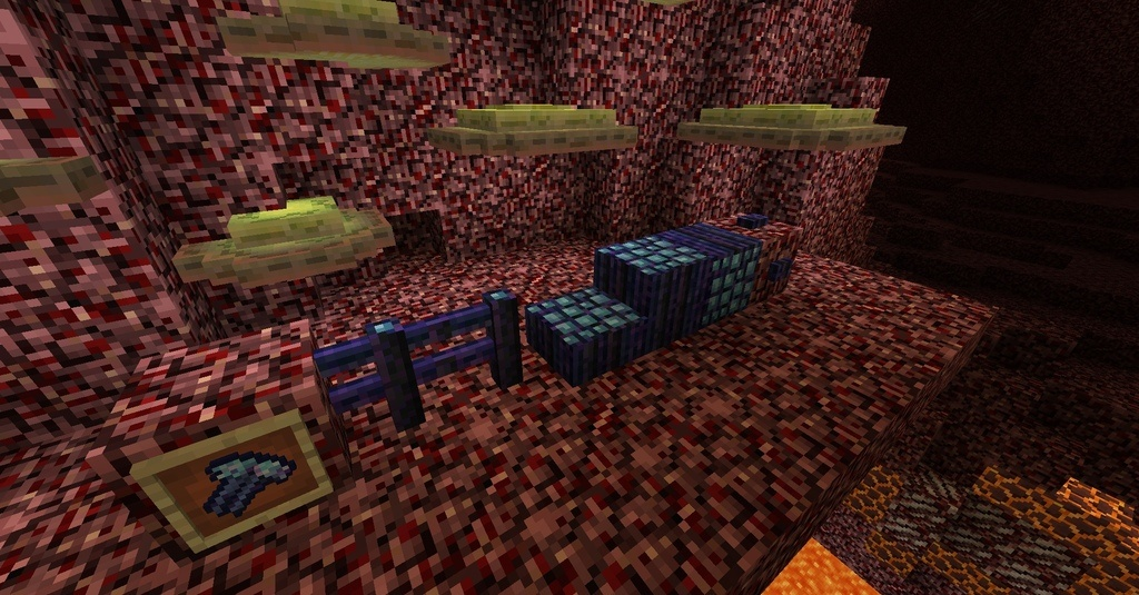 Better Nether mod for minecraft 42