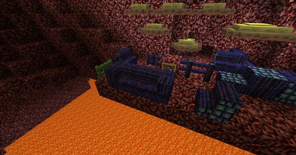 Better Nether mod for minecraft 43