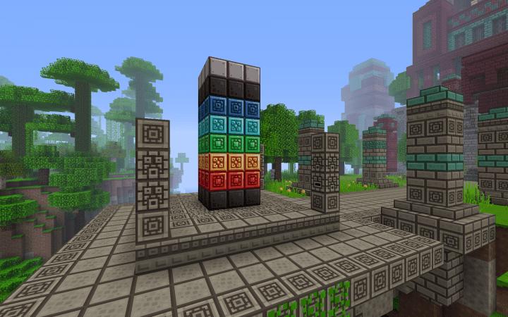 BlockPixel Resource Pack Screenshots 7