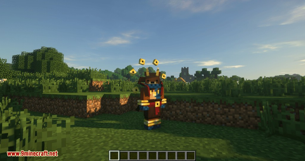 Dawn of Time mod for minecraft 01