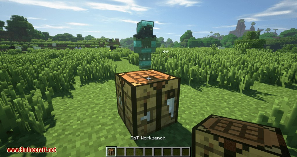 Dawn of Time mod for minecraft 10
