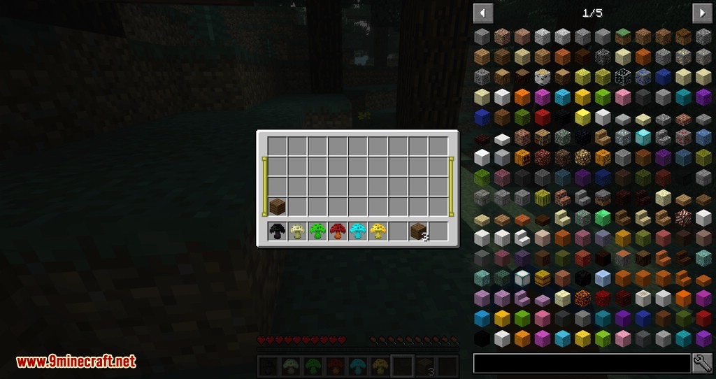 Expandable Inventory mod for minecraft 04