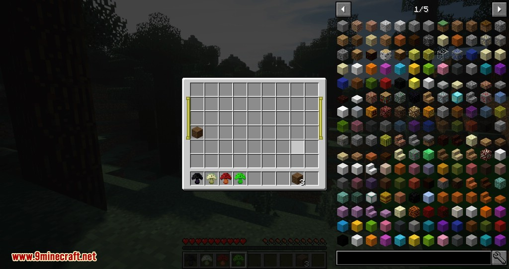 Expandable Inventory mod for minecraft 06