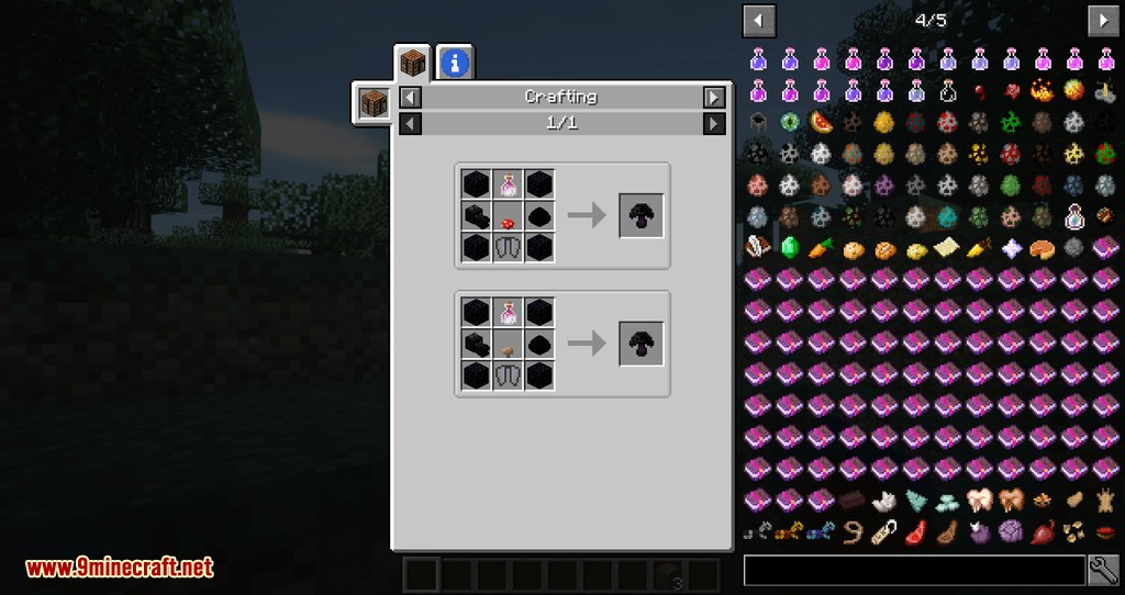 Expandable Inventory mod for minecraft 09