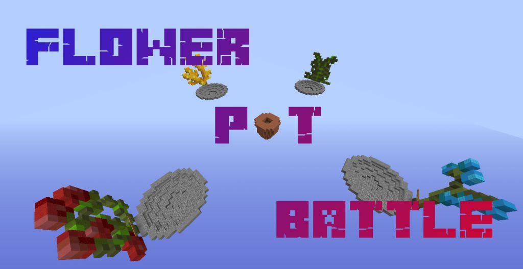 Flower Pot Battle Map Thumbnail
