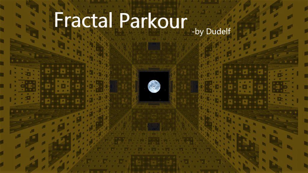 Fractal Parkour Map Thumbnail