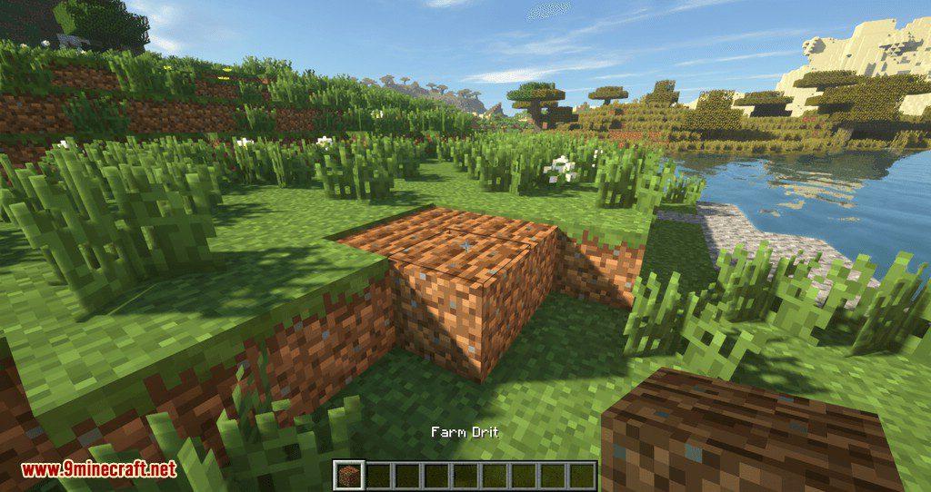 Framland mod for minecraft 02