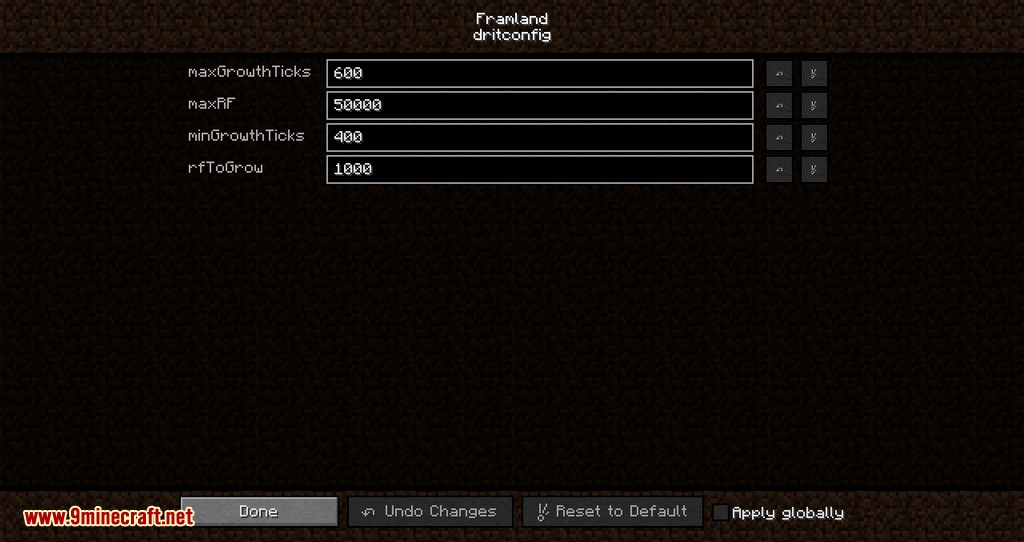 Framland mod for minecraft 08
