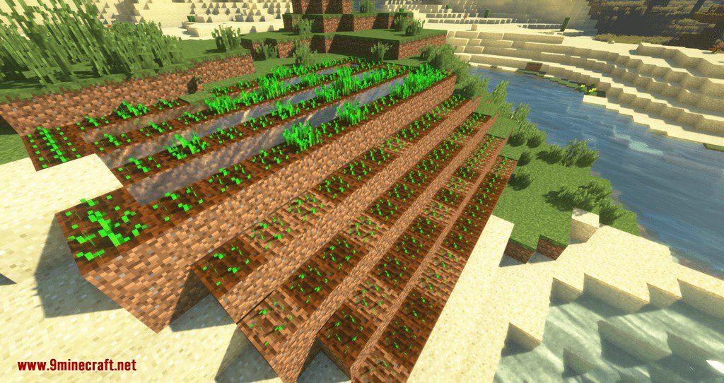 Framland mod for minecraft 11
