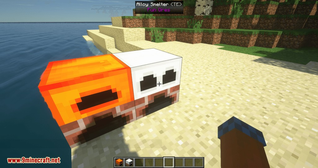 Fun Ores mod for minecraft 06
