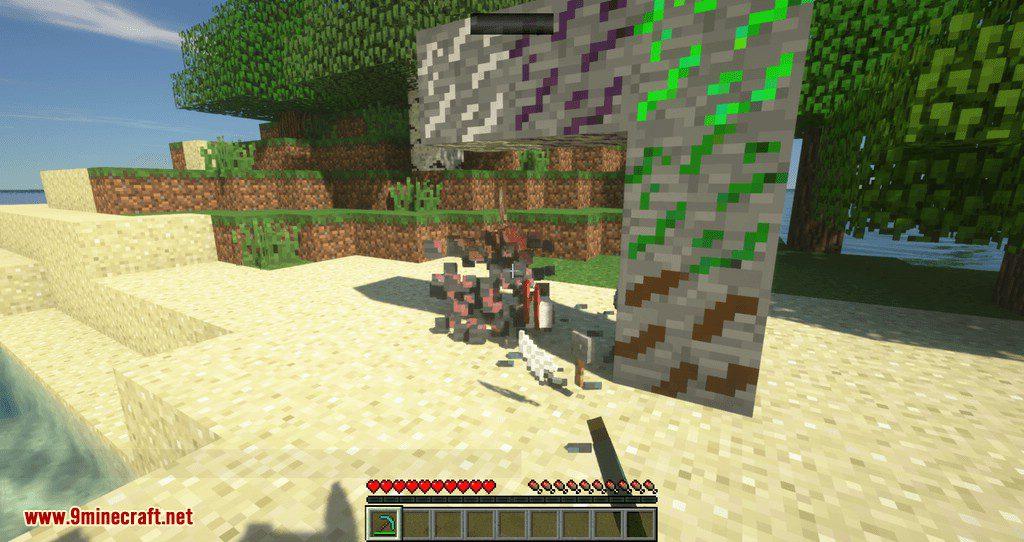 Fun Ores mod for minecraft 10