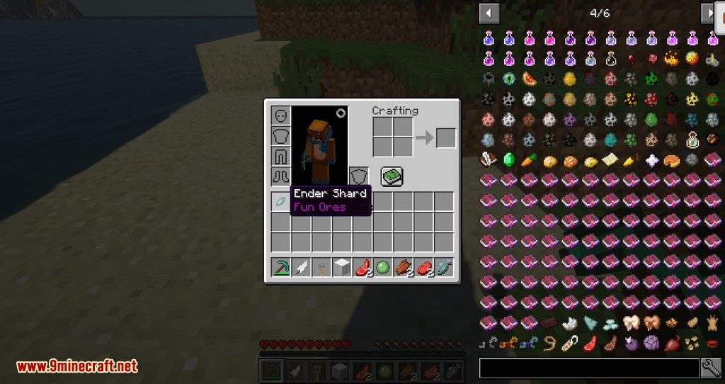 Fun Ores mod for minecraft 12