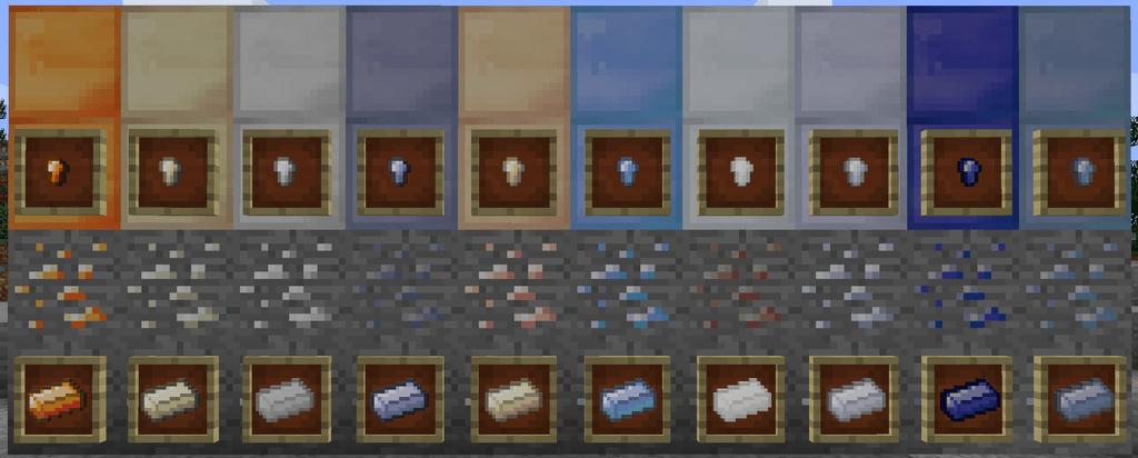 Fun Ores mod for minecraft 21