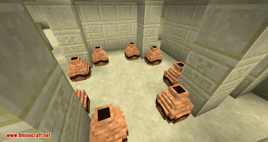 Genesis of Desolation mod for minecraft 02