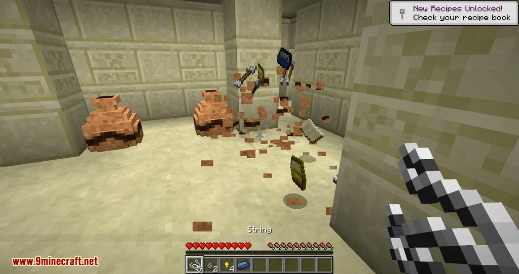 Genesis of Desolation mod for minecraft 03