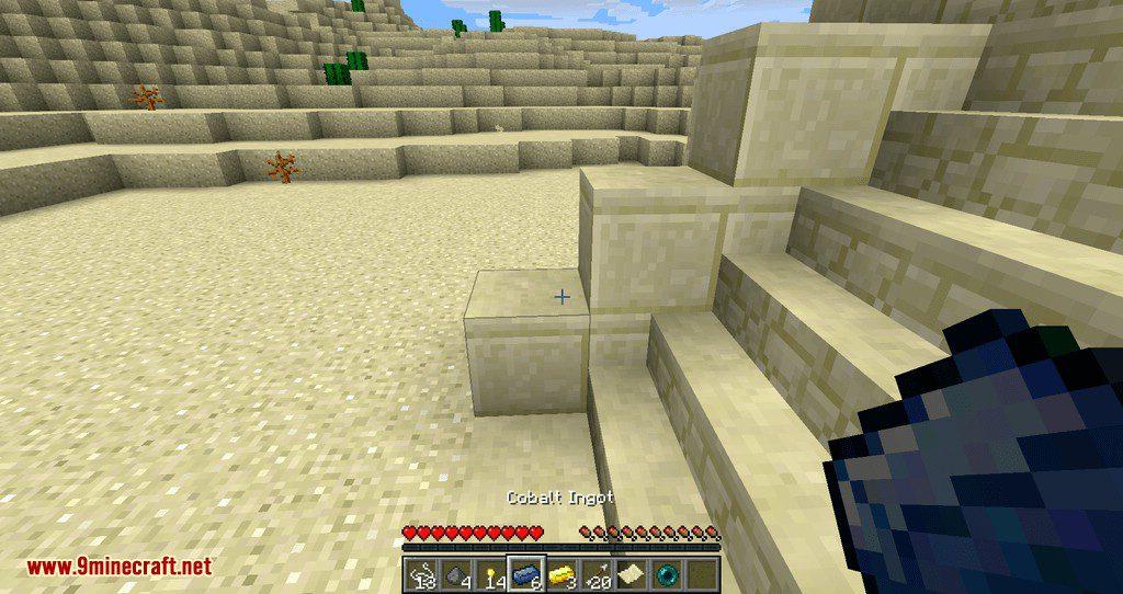 Genesis of Desolation mod for minecraft 04