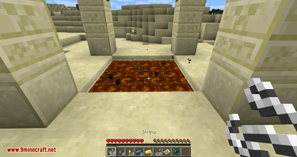 Genesis of Desolation mod for minecraft 06