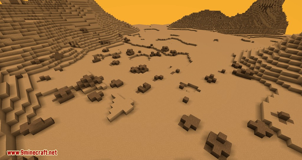 Genesis of Desolation mod for minecraft 10