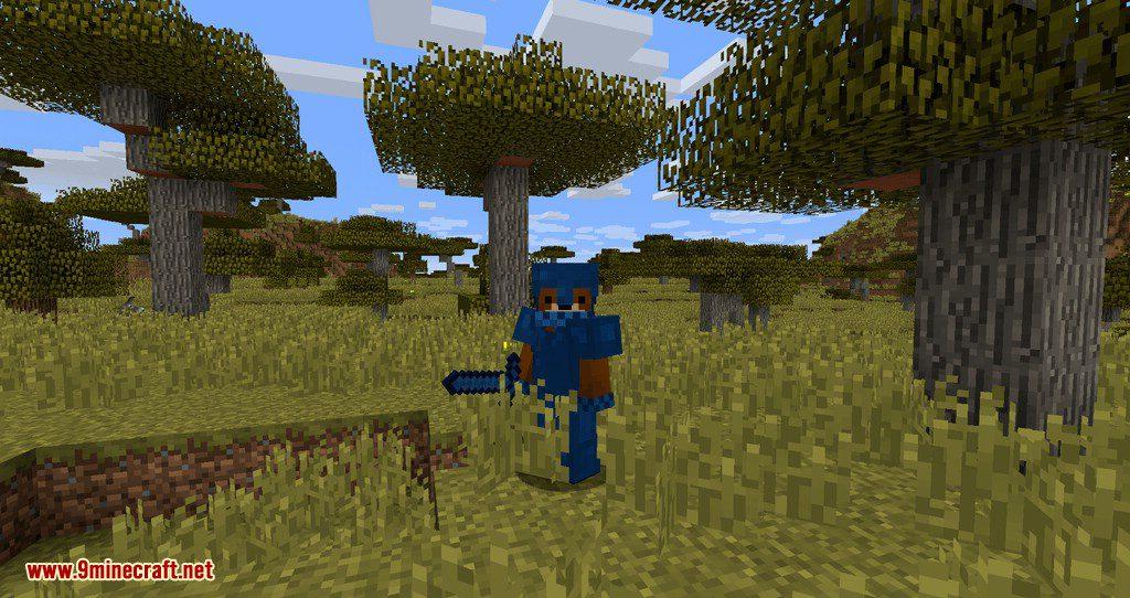 Genesis of Desolation mod for minecraft 12
