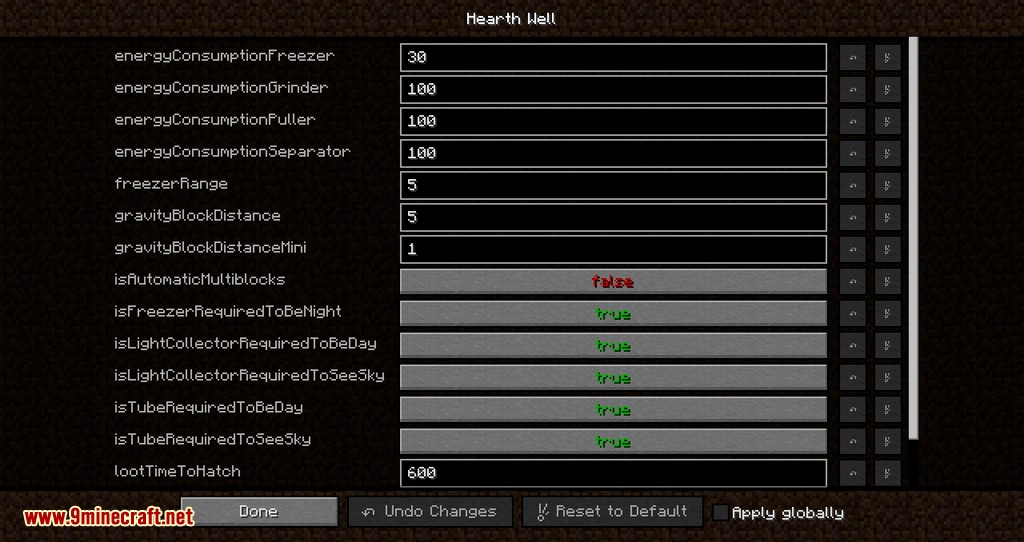 Hearth Well mod for minecraft 13