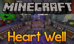 Hearth Well mod for minecraft logo