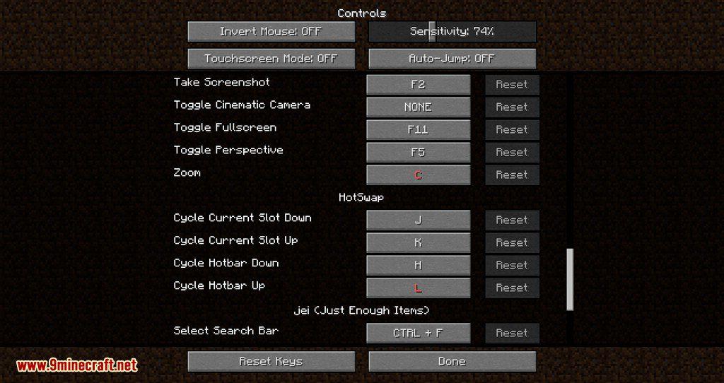 HotSwap mod for minecraft 02