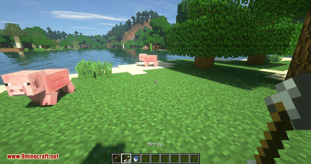 HotSwap mod for minecraft 04