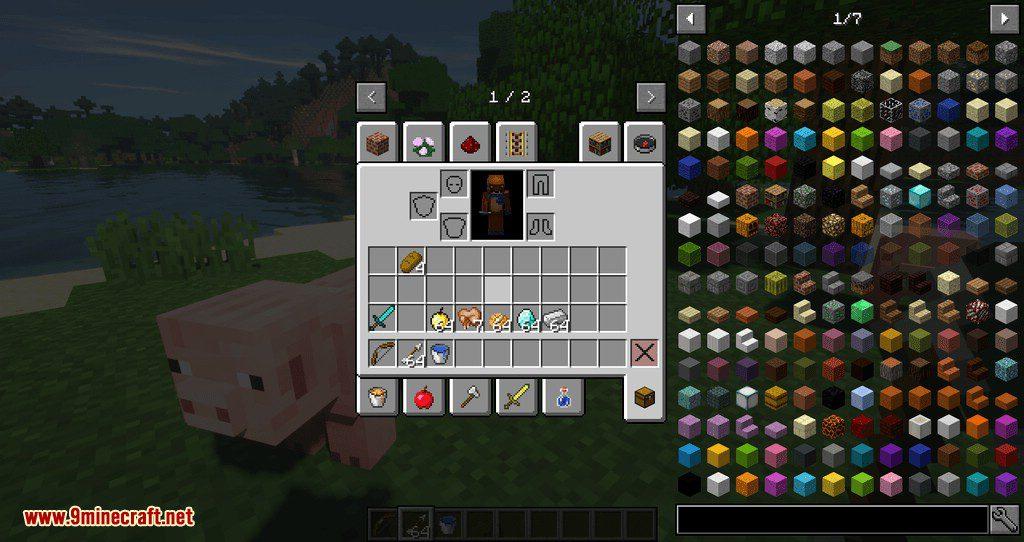 HotSwap mod for minecraft 07