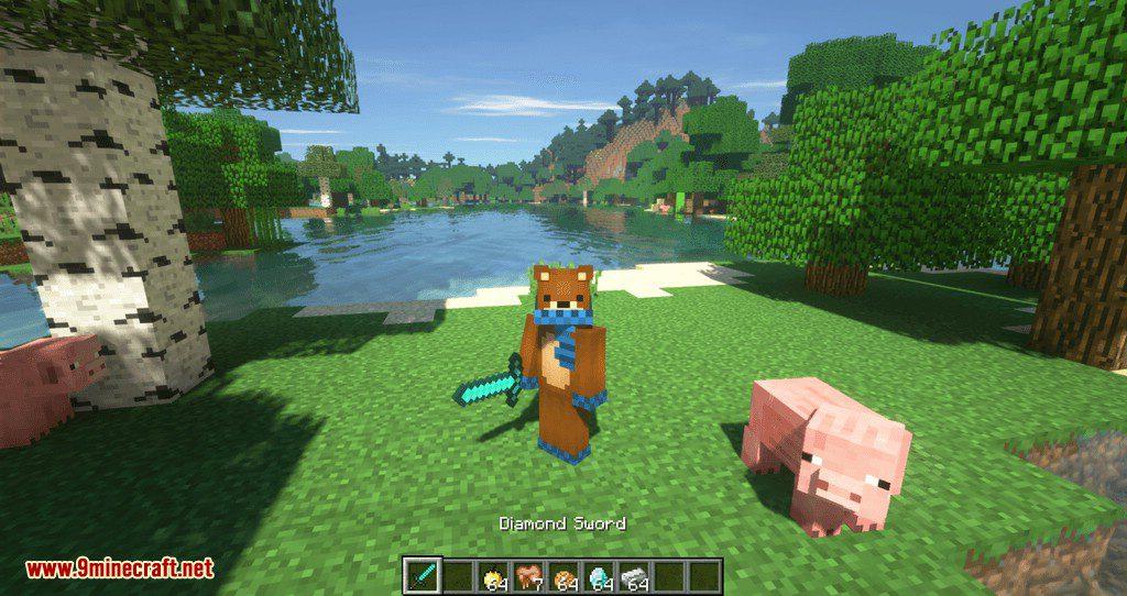 HotSwap mod for minecraft 09