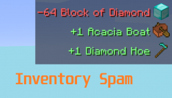 Inventory-Spam-Mod