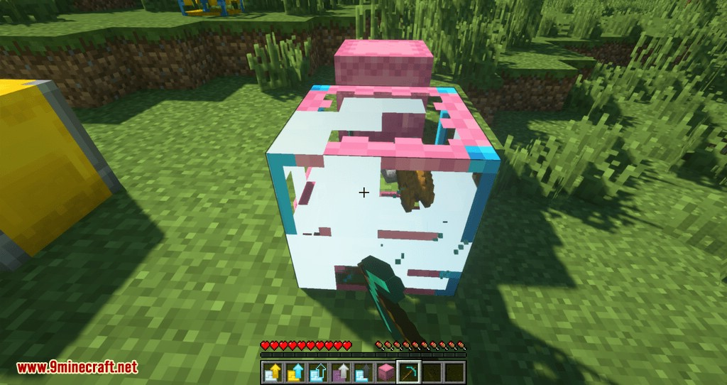 Iron Shulker Boxes mod for minecraft 15