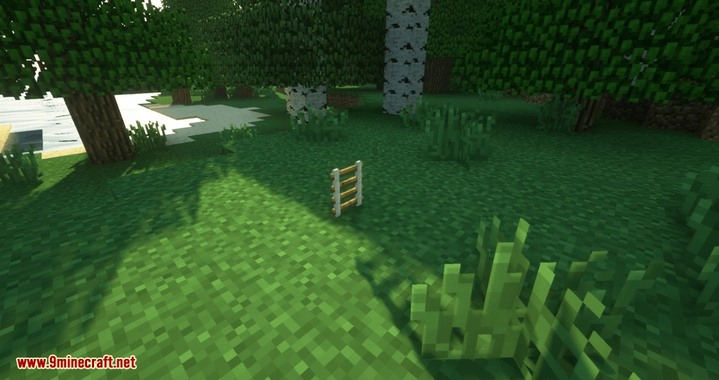 Just A Rope Ladder mod for minecraft 02