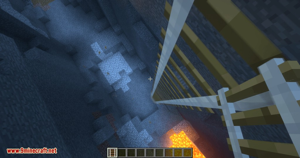 Just A Rope Ladder mod for minecraft 07