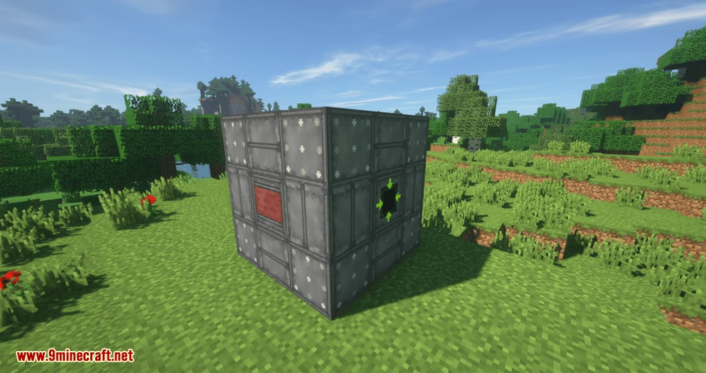 Just Enough Reactors mod for minecraft 01