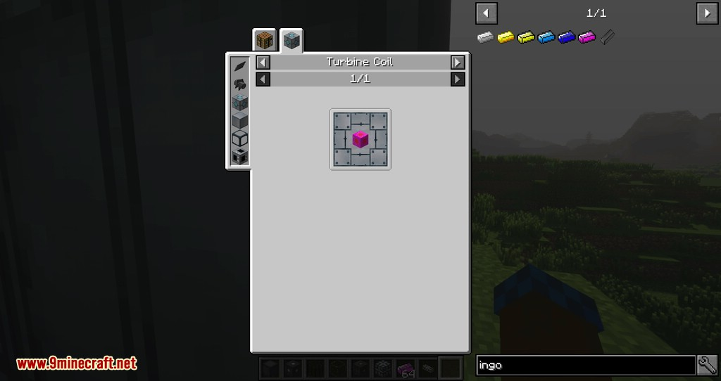 Just Enough Reactors mod for minecraft 06
