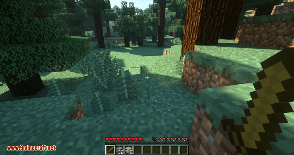 MS Utilities mod for minecraft 10