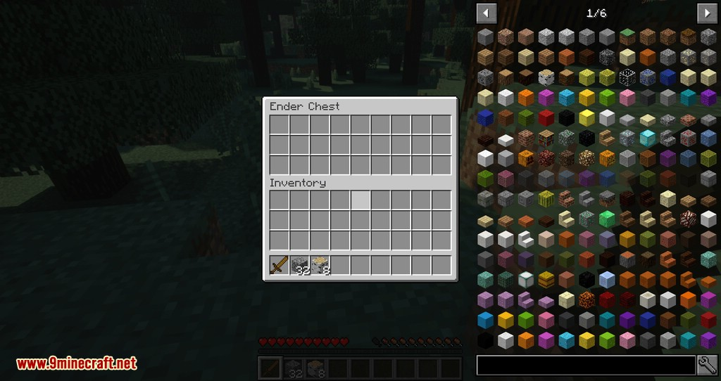 MS Utilities mod for minecraft 12