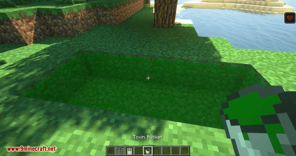 MineTraps mod for minecraft 02