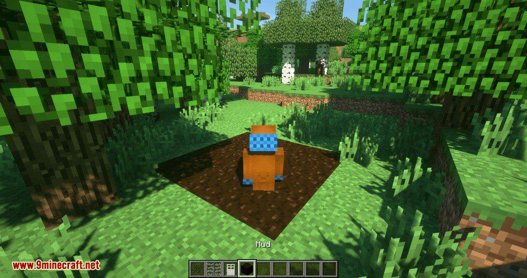 MineTraps mod for minecraft 03