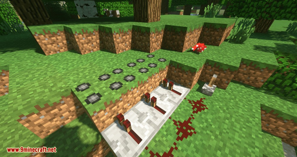 MineTraps mod for minecraft 06