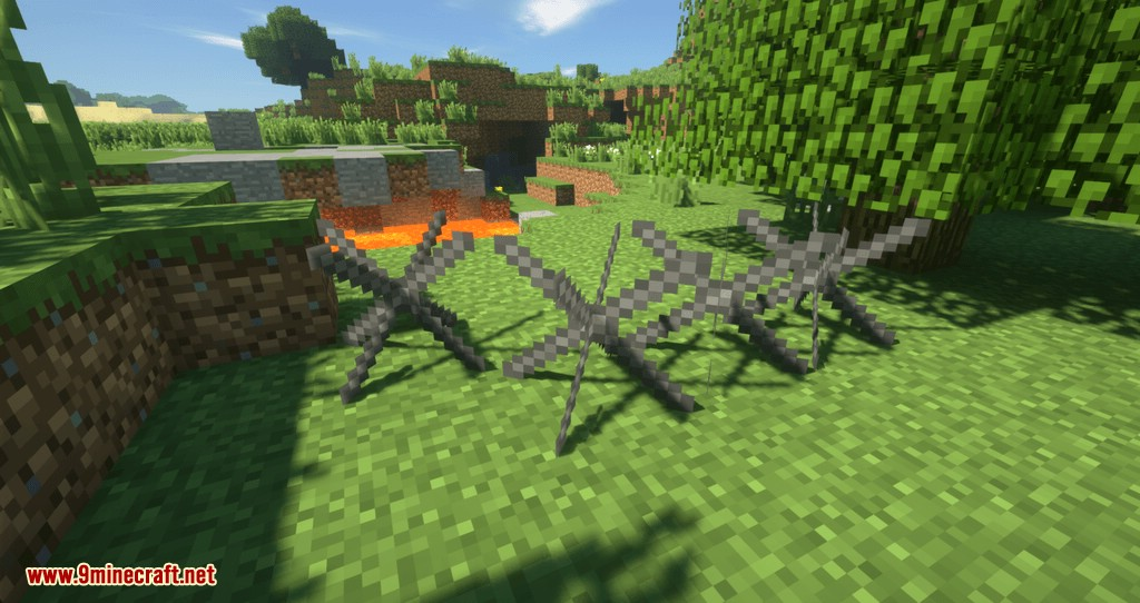 MineTraps mod for minecraft 11